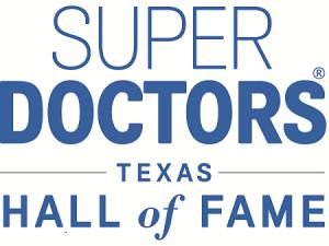 Super Doctors Texas Hall of Fame Logo