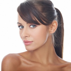 acne model