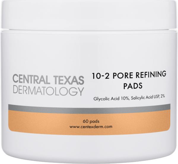 Photo of 10-2 Pore Refining Pads.
