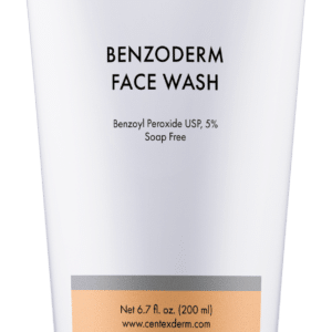 Photo of Benzoderm Face Wash.